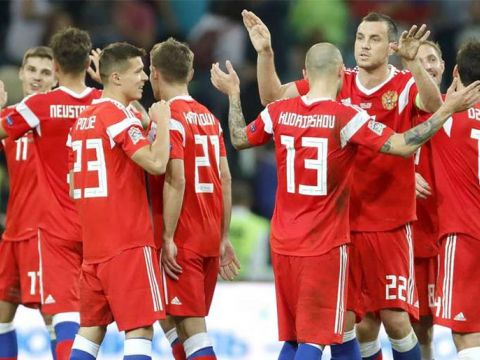 Россия терма жамоаси Евро-2020 да қандай либосдан фойдаланади? (ФОТО)