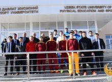 Достигнуто соглашение о сотрудничестве со сборной Словакии по тяжелой атлетике