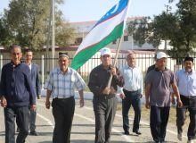 В рамках недели ветеранов в Самарканде прошли мероприятия