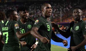 Тунис - Нигерия 0:1 (видео)