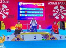 Пауэрлифтинг: Копилка сборной Узбекистана пополнилась восьмой медалью Параазиатских игр