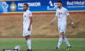 FC Sogdiana, FC Kizilkum share the points in Jizzakh