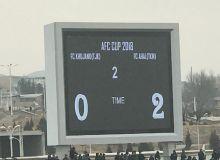Команда Фурката Хасанбаева завершила участие в кубке АФК