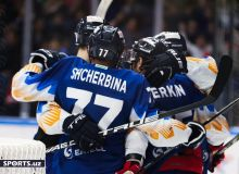 HC Humo claim a narrow 1-0 win over HC Toros