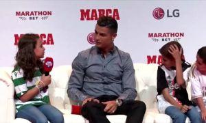 "Роналду: ""Реал""дан кетганимдан афсусдаман"
