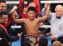 14 карра жаҳон чемпиони япониялик