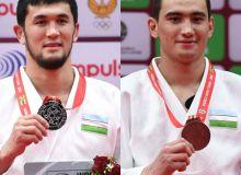 Сборная Узбекистана завершила грузинский «Большой Шлем» с пятью медалями