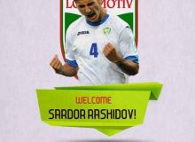 Sardor Rashidov to return Uzbek League