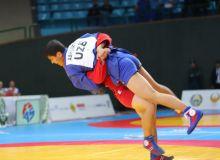 Самбо: Жаҳон чемпионатининг дастлабки кунида 8 та медални қўлга киритдик