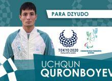 Учкун Куранбаев завоевал первое золото для Узбекистана!