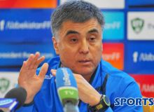 Ravshan Khaydarov loses out on AFC Men's Coach of the Year award
