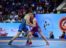 Курашчиларимиз Олма-отадаги турнирда бронза медалини қўлга киритишди