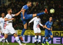 Италия - АҚШ 1:0 (видео)