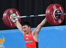 Тяжелоатлеты Узбекистана начали свое участие в ЧМ
