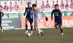 Match Highlights. FC Metallurg 2-3 FC Bunyodkor