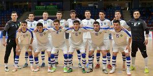 Национальная сборная Узбекистана по футзалу завершила сбор в Баку