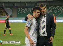 Match Highlights. FC Bunyodkor 1-2 FC AGMK