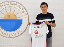Otabek Shukurov extends contract with Sharjah SCC through 2022 season
