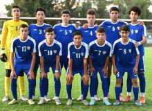 Uzbekistan U15 play friendly matches ahead of Tajikistan training camp