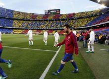 """""""Барселона""""нинг """"Реал""""га қарши ўйин учун қайдномаси эълон қилинди"""