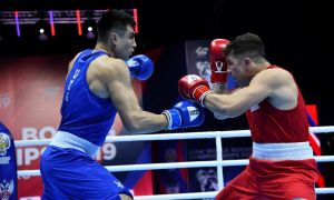 Uzbek boxers leave for Olympic Qualifying Tournament takes place in Jordan