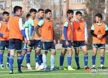 Сборная Узбекистана U-18 одержала победу в контрольном матче над «Нурафшаном»