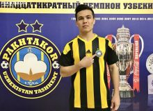 Uzbekistan's Turgunboev snapped up by Pakhtakor