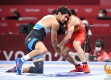 Гуломжон Абдуллаев завершил своё участие на Олимпиаде Токио-2020