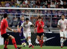 Жанубий Корея - Чили 0:0 (видео)