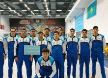 Волейболисты Узбекистана участвуют в международном турнире в Казахстане