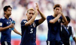 Япония гарчи Польшага мағлуб бўлган бўлсада плей-оффга чиқди (видео)