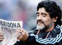 Италия ва Аргентина ўртасидаги ўйин Марадонанинг хотирасига бағишланади