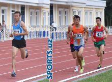Фоторепортаж с открытого чемпионата республики по лёгкой атлетике