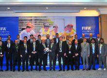 В Ташкенте завершился семинар по программе FIFA Forward