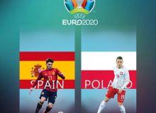Евро-2020. Испания - Польша: Матнли трансляция
