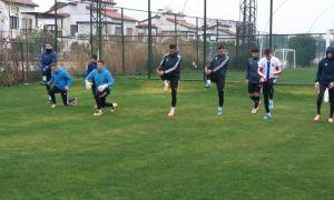 «Кызылкум» сыграл вничью с клубом из Армении