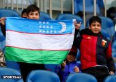 Uzbekistan - Iraq muxlislar
