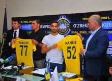 FC Pakhtakor midfielder Gidi Kanyuk to leave on loan to Maccabi Tel Aviv