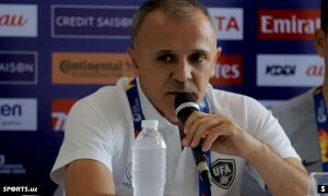 Uzbekistan live up to Drulovic's expectations