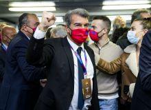 "Жоан Лапорта - ""Барселона""нинг янги президенти: У ким ва нималарни режалаштирган?"