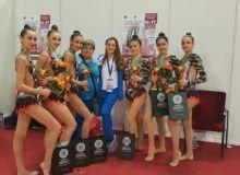 Гимнастки Узбекистана стали призерами Гран-при в Москве