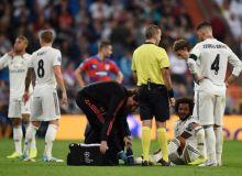 """""""Реал"""" мухлислари учун нохуш хабар! Марсело жароҳат олди"""