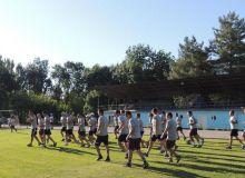 Судьи Суперлиги продолжают участвовать в тренировочном процессе в Дукенте