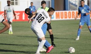 FC Bukhara and FC Andijan play a 2-2 draw in Bukhara