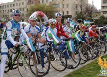 Состав велоспортсменов Узбекистана на Азиатские игры