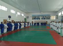 В Ургенче завершился учебно-тренировочный сбор наших дзюдоисток