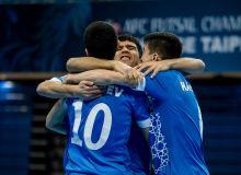 Match Highlights. Uzbekistan 13-2 Korea Republic