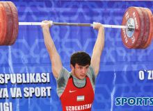 Chirchik host Uzbekistan Youth and Junior Weightlifting Championship