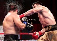 Баходир Жалолов отправил соперника в нокаут