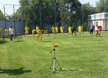 Футболисты олимпийской сборной Узбекистана сдали нормативы